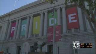 Tight Security Planned For Celebrations During SF Pride
