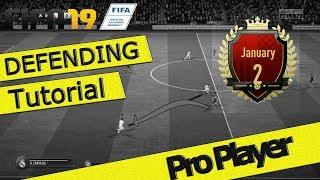 FIFA 19 DEFENDING TUTORIAL | PRO PLAYER | FULL GUIDE