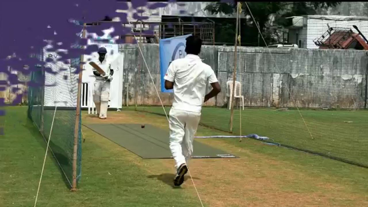 More Realistic Cricket Nets With Two Point Batting Game