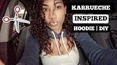 7d4dae9d4ae910 DIY Cropped Hoodie - YouTube