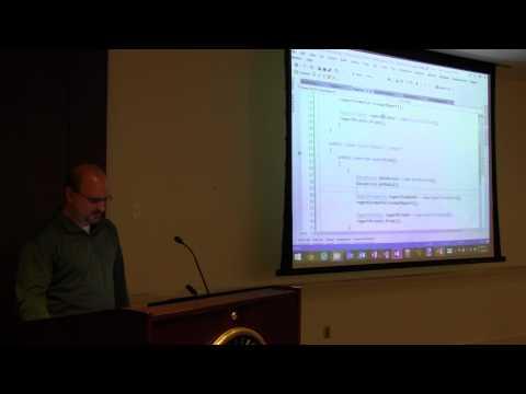 Refactoring to a S.O.L.I.D. Foundation, Steve Bohlen