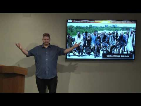Deaf Shepherd Conference 2015 | The Life | Session 4- Aaron Hill
