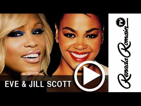 Is Love Colorblind? Eve Opens Up About Her Interracial Marriage & More with Jill Scott