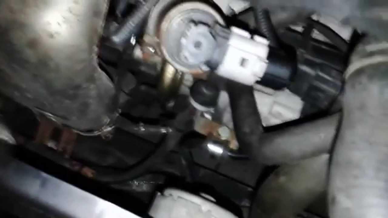 GOLF IV problem z pracą silnika 1,6 105 km 77kw AZD - YouTube