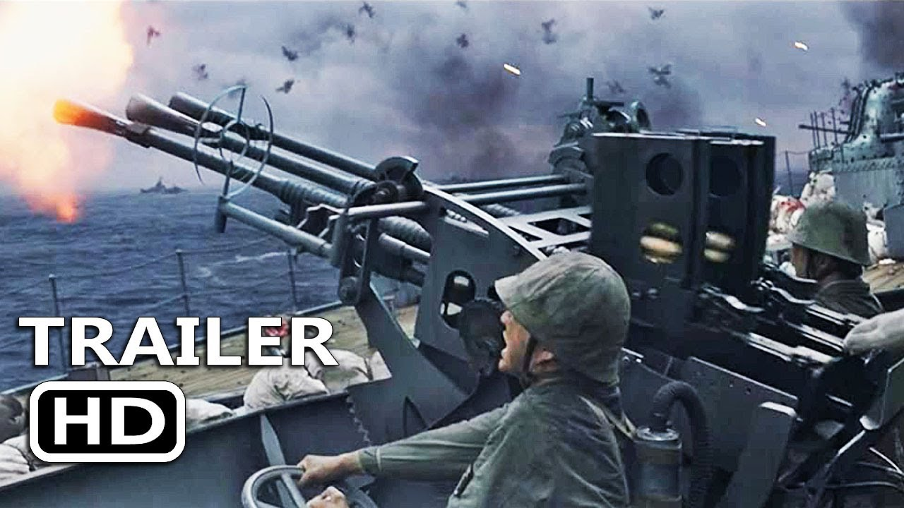 THE GREAT WAR OF ARCHIMEDES Official Trailer (2021)