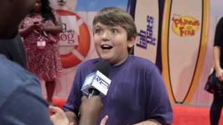 Cole Jensen - Crash & Bernstein Season 2 (Disney XD)