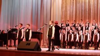 Этот Большой Мир. Детский хор