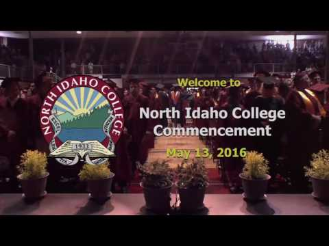 North Idaho College - Commencement 2016
