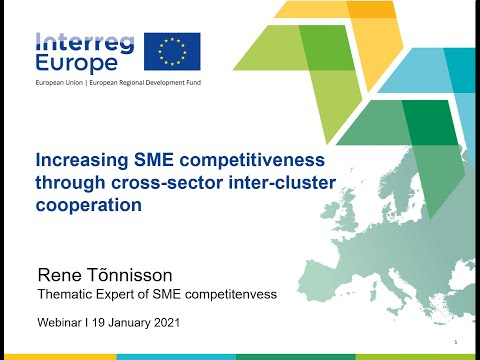 Cross-sector inter-cluster cooperation