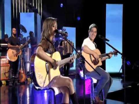 Presente de Deus - Maria Cecília & Rodolfo  ao vivo