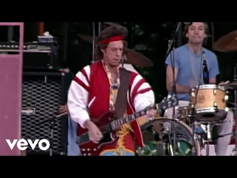 The Rolling Stones - When The Whip Comes Down - Live At Roundhay Park, Leeds / 1982
