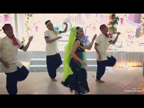 Tarian Sambut Tamu,Bollywood Dance & Modern Dance by Sandakan Bollywood Dancers(SBD)