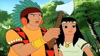THE HOMECOMING | Pocahontas | Full FINAL Episode 26 | English thumbnail