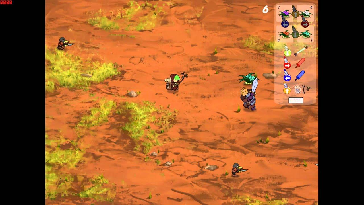 Dash Popy Vs The Goblins Free Game Online