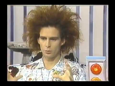 "Nickeloedon's ""Don't Just Sit There"" with special guest, Yahoo Serious (1989)"