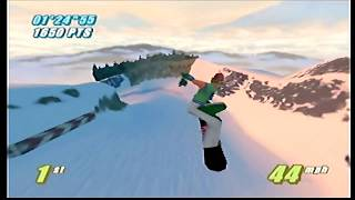 Twisted Edge Extreme Snowboarding | Part 5: Twisted Competition [N64]