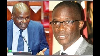 Chiloba Suspended: IEBC chair suspends CEO again,suspension takes effect immediately