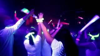 Hook N Sling - Tokyo By Night (Axwell Remix) (DeeJay Nino & Neon Glow @ Bykrogen, Pajala 2014-09-19)