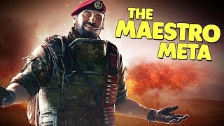 THE MAESTRO META! -  Rainbow Six: Siege