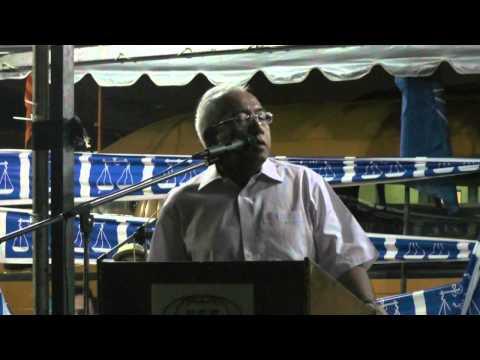 Anwar Ibrahim Pembunuh Demokrasi -Mahadzir Khalid