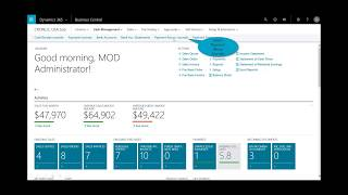 Dynamics 365 Business Central: Reconcile Bank Accounts