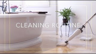 My Weekly Cleaning Routine + Cleaning Products I Love
