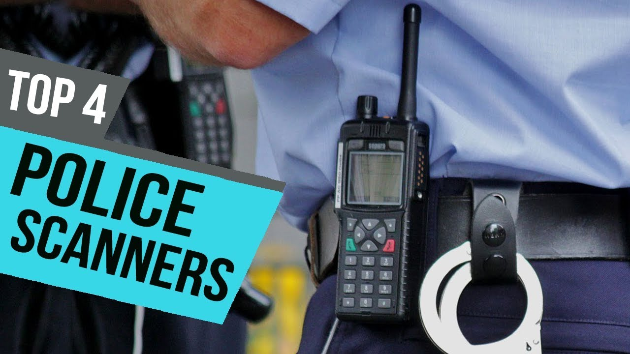 4 Best Police Scanners 2019 Reviews