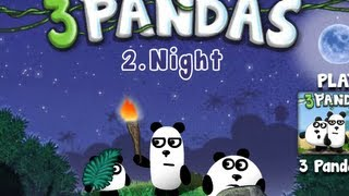3 Pandas 2 Night Level1-17 Walkthrough