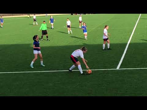 04 Sting ECNL vs Wells Branch SA United 02/17/18