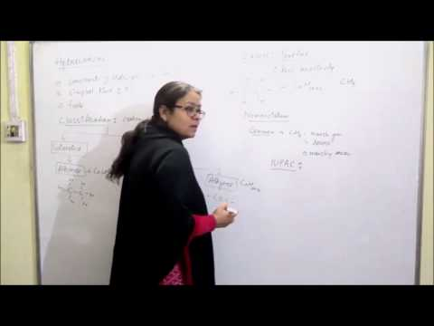 CH-XI-13-01 Hydrocarbons-1, Shaillee Kaushal. Pradeep Kshetrapal  channel