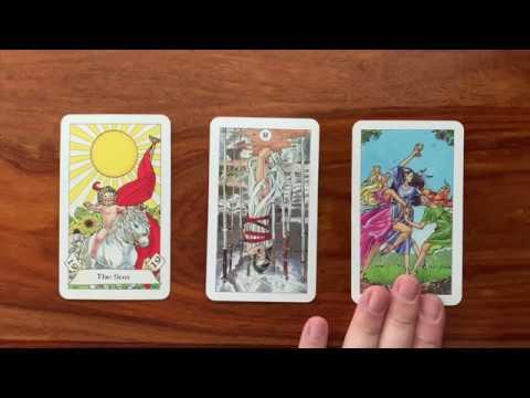 Daily Tarot Reading for 7 January 2019 | Gregory Scott Tarot