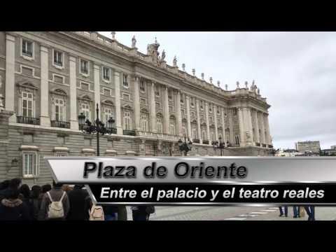Walking Tour Madrid