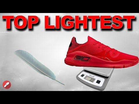 lightest basketball shoes 2019