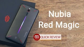Nubia Red Magic quick review - Camera, display and gaming performance | India Today Tech