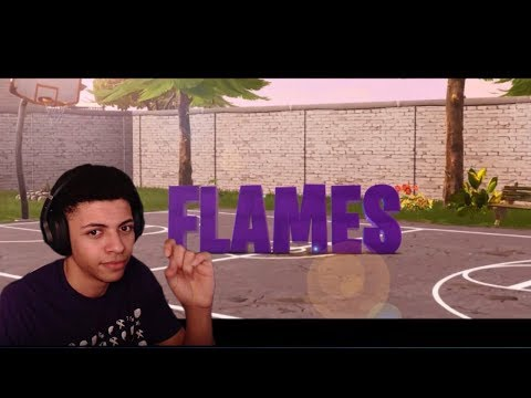 """TSM Myth Reacts To Fortnite Montage: """"Flames"""""""