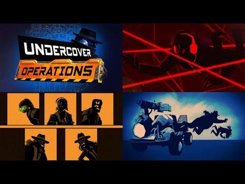 Undercover Operations - Season 8 - Heavy Metal Machines