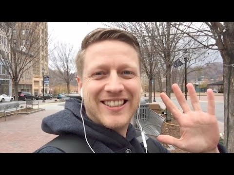 Take A Walk Around Downtown With Me and Learn Some English