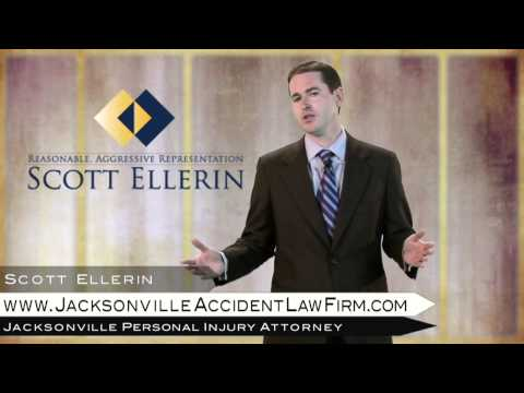 Jacksonville Personal Injury Attorney – Auto Accidents