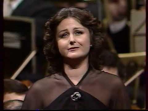 Edita Gruberova  (Karl Böhm gyászkoncert Wiener Staatsoper 1981 )