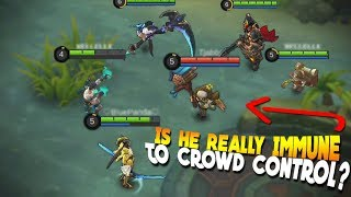 Can Digger Avoid All Attacks? Mobile Legends New Hero