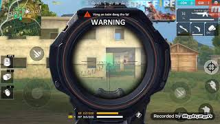 Free fire top 1 ko khø (cach lay top 1):))