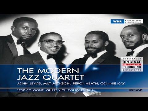 The Modern Jazz Quartet - A Night in Tunesia