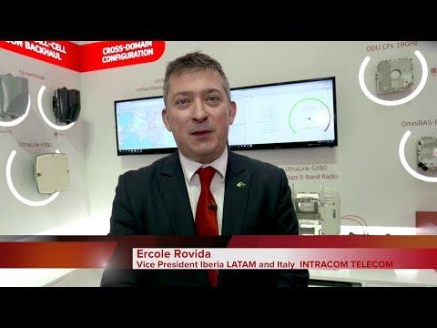 Intracom Telecom en el Mobile World Congress 2018