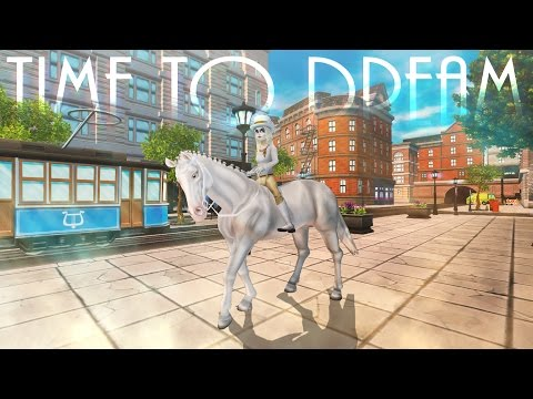Jorvik City with the horse?! - Star Stable Online