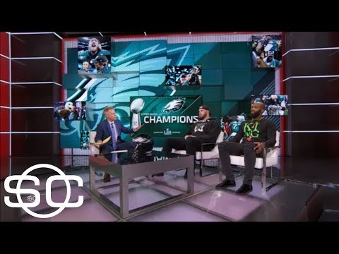 Eagles faked walkthrough 'in case anybody is watching' | SportsCenter | ESPN
