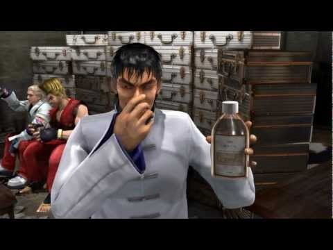 Tekken 6 - Marshall Law [Cinematic Ending][HD][720p]
