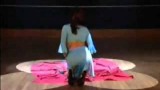 Видео урок базового стриптиза Упражнение кошечка & avakids