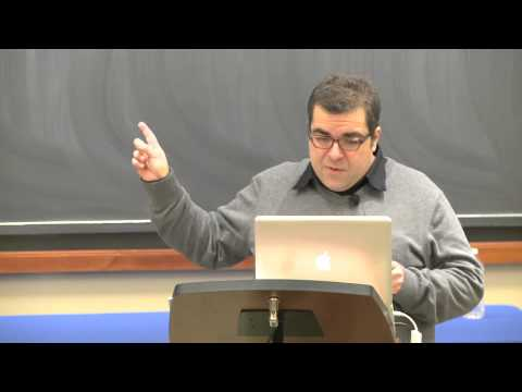 2013 Feminist Theory Workshop Keynote Speaker José Esteban Muñoz