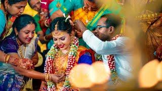 Erode Grand Wedding Film | Sivamanigandan & Sowmya | ISWARYA PHOTOS™