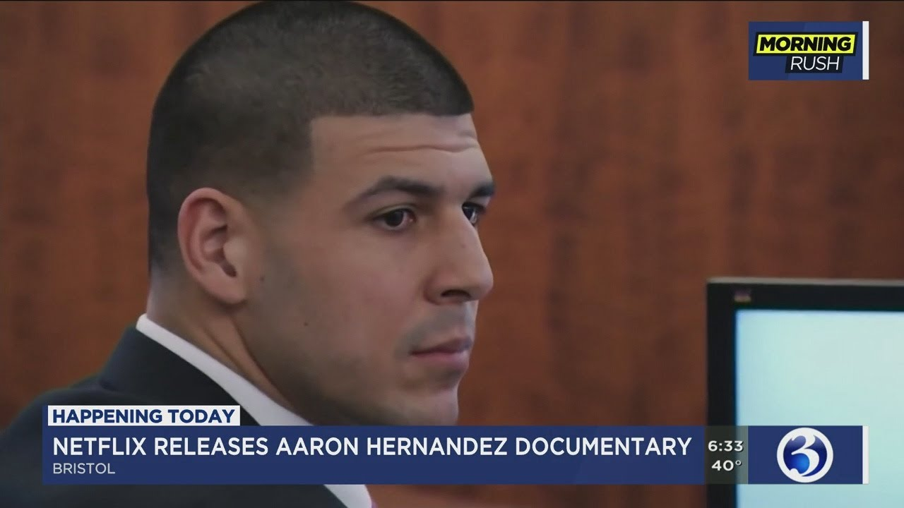 Documentary about Aaron Hernandez debuts on Netflix